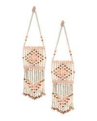 Valentino | Metallic Earrings | Lyst
