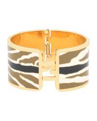 Fendi | Metallic Bracelet | Lyst