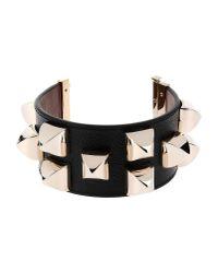 Givenchy - Black Bracelet - Lyst