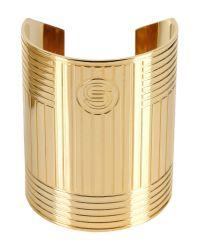 Elie Saab | Metallic Bracelet | Lyst