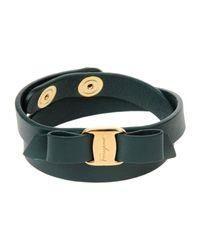 Ferragamo - Multicolor Bracelet - Lyst