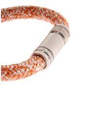 Acne - Orange Bracelet - Lyst