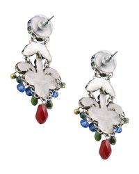 Ayala Bar - Blue Earrings - Lyst