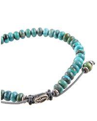 M. Cohen - Green Bracelet - Lyst
