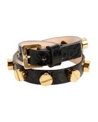 DSquared² | Black Bracelet | Lyst