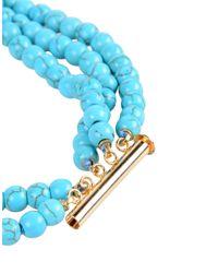 Kenneth Jay Lane - Blue Bracelets - Lyst