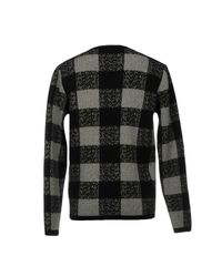 Franklin & Marshall - Gray Sweater for Men - Lyst