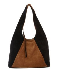 L'Autre Chose - Black Shoulder Bag - Lyst