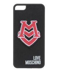 Love Moschino - Black Hi-tech Accessories - Lyst