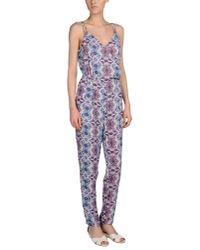Pepe Jeans - White Jumpsuit - Lyst