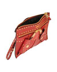 Moschino - Red Handbag - Lyst