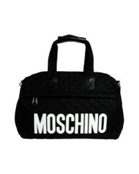 Moschino - Black Luggage - Lyst