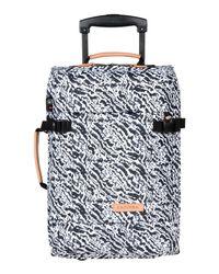 Eastpak | Black Wheeled Luggage | Lyst