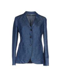 Brooksfield Blue Blazer
