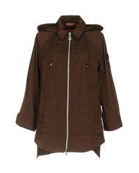 Peuterey - Brown Jacket - Lyst