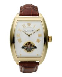 Earnshaw - White Wrist Watch for Men - Lyst