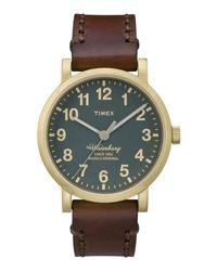 Timex | Green Wrist Watch for Men | Lyst