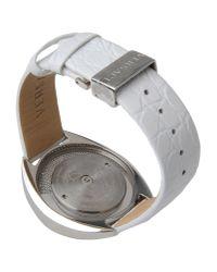 Versace - White Wrist Watch - Lyst