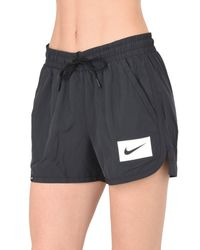 Nike - Gray Shorts - Lyst