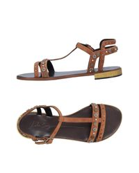 Lola Cruz - Multicolor Sandals - Lyst