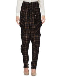 Faith Connexion - Black Casual Trouser - Lyst