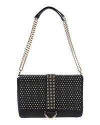 Boutique Moschino - Black Shoulder Bag - Lyst