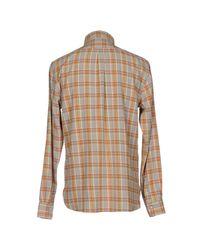 Marina Yachting - Orange Shirt for Men - Lyst