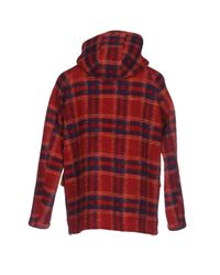 Equipe 70 - Red Jacket for Men - Lyst