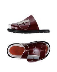 Acne - Multicolor Sandals - Lyst