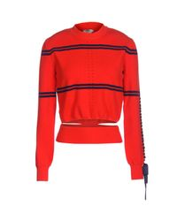 Fendi Red Sweater