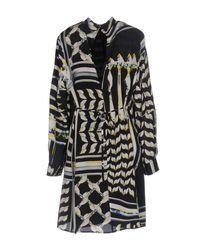 Lala Berlin - Black Short Dress - Lyst