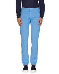 People - Blue Denim Pants for Men - Lyst
