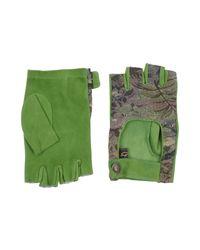 Gabriele Pasini - Green Gloves for Men - Lyst