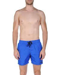 Rrd - Blue Swim Trunks for Men - Lyst