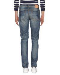 Re-hash - Blue Denim Trousers for Men - Lyst