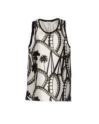 Leitmotiv - Black Short Dress - Lyst
