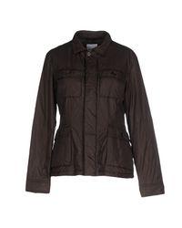 Aspesi - Brown Jacket - Lyst