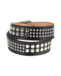 DSquared² - Black Bracelets for Men - Lyst