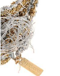 Missoni - Gray Bracelet - Lyst