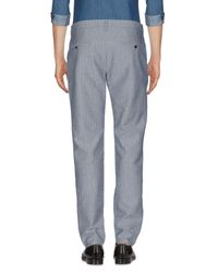 Cruna - Gray Casual Trouser for Men - Lyst