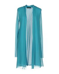 Twin Set - Blue Cardigan - Lyst