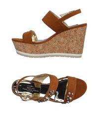 Replay Brown Sandals