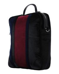 Attimonelli's - Black Backpacks & Bum Bags - Lyst