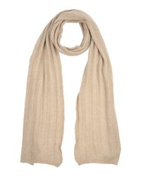 I Blues - Natural Oblong Scarf - Lyst