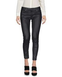 Denim & Supply Ralph Lauren - Gray 3/4-length Trousers - Lyst