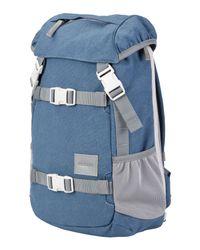Nixon - Blue Backpacks & Bum Bags for Men - Lyst