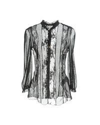 Nolita | Black Shirt | Lyst
