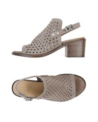 Rag & Bone - Gray Sandals - Lyst