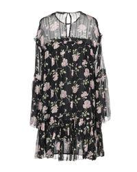Ulla Johnson - Black Knee-length Dress - Lyst