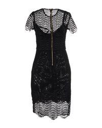 Bec & Bridge   Black Knee-length Dress   Lyst